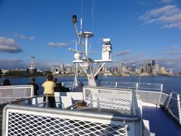 Photo of Seattle Friday Harbor Day Trip & Whale Watching from Seattle View from the Ship