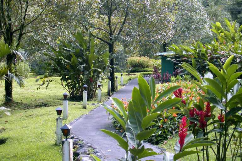 Walking trails - Arenal Volcano National Park