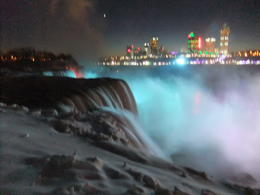 Photo of New York City 2-Day Niagara Falls Tour from New York by Bus Water colour
