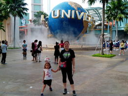 Photo of Singapore Universal Studios Singapore One-Day Pass A l'entrée