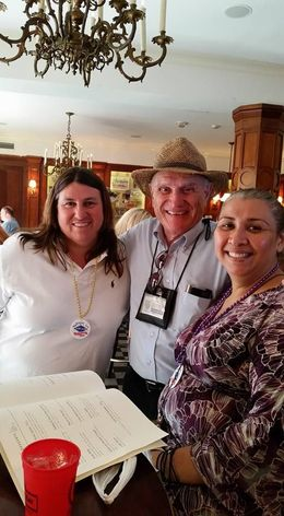 Monica Marcotte, Joe G. and Rockie Hawkins , Monica M - September 2015