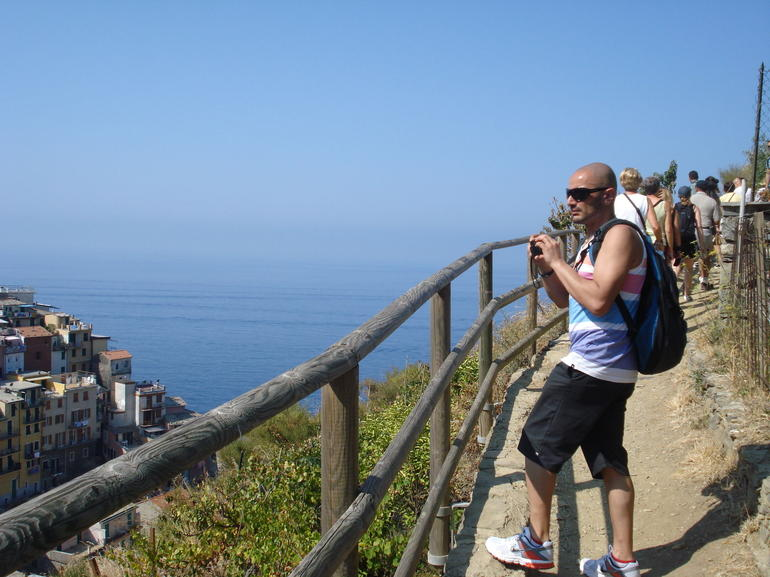 Cinque Terre Hiking Tour - Florence