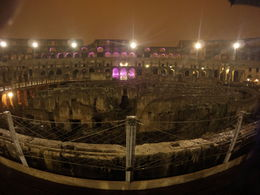 View from first level of Colosseum , Ciaran C - November 2015
