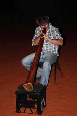 Photo of Ayers Rock Sounds of Silence Restaurant Digeridoo