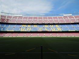 Photo of Barcelona FC Barcelona Football Stadium Tour and Museum Tickets DSCN2781.JPG