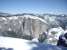 Photo of San Francisco 2-Day Yosemite National Park Tour from San Francisco El Capitan from Dewey Point