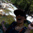 Falling Into the Merced River