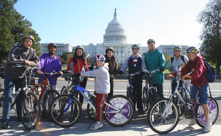 Great Bike Tour in DC - Washington DC