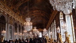 Inside the Palace. Hall of Mirrors , Patrick P - March 2012
