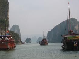 Photo of Hanoi Halong Bay Overnight Junk Boat Cruise Halong Bay Overnight Junk Boat Cruise