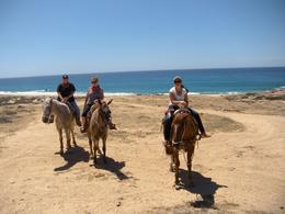 Foto de Los Cabos Los Cabos Horseback Riding Hitting the beach trails