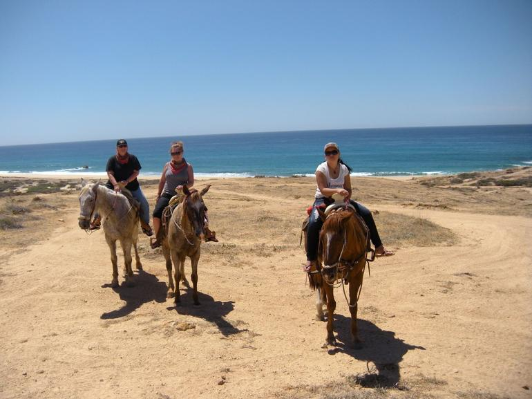 Hitting the beach trails - Los Cabos