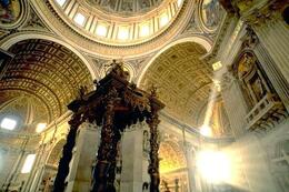 Photo of Rome Rome Photography Walking Tour: Learn How to Take Professional Photos Inside a church