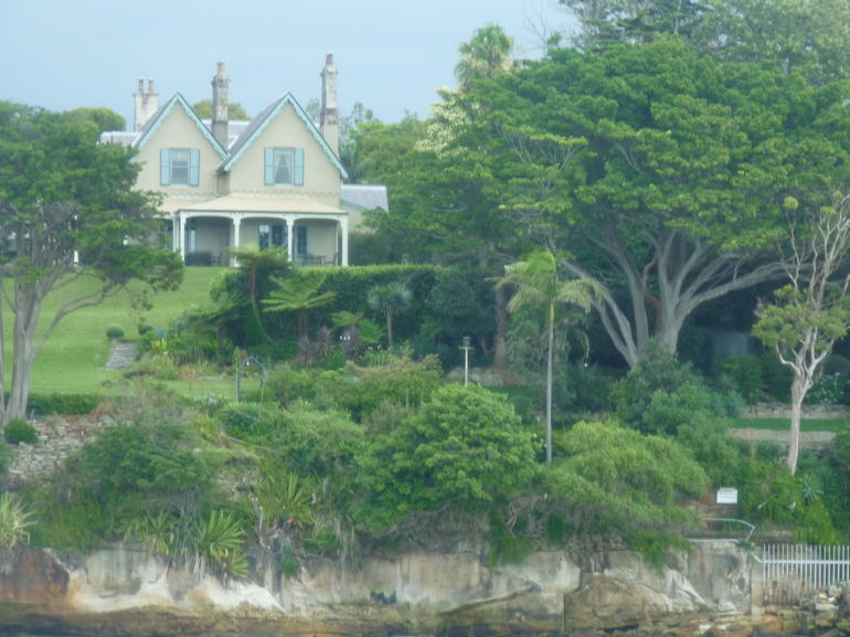 Kirribilli House - Sydney