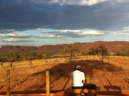Photo of Ayers Rock 3-Day Tour from Uluru (Ayers Rock) to Alice Springs via Kings Canyon Late afternoon at Kata Tjuta (29th December, 2014)