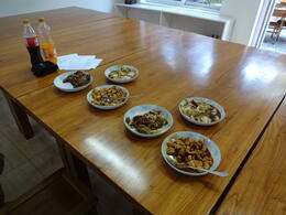 Our lunch cooked under the watchful eye of Chunyi. , David M - May 2014