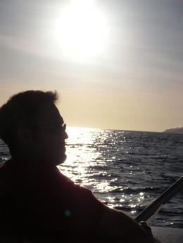 Photo of Los Cabos Cabos Original Sunset Cruise Setting Sun