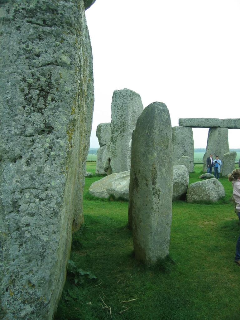 Stonehenge up close - London