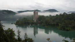 Photo of Taipei 5-Day Best of Taiwan Tour from Taipei: Sun Moon Lake, Taroko Gorge, Kaohsiung and Taitung Sun moon lake hotel