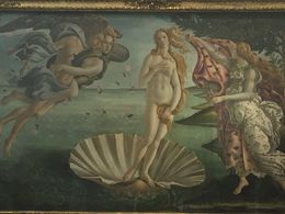One of the treasures at the Uffizi , Katherine S - May 2016