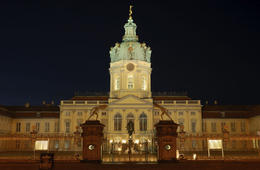 Photo of   The Palace at night