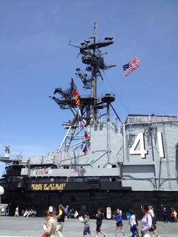 Photo of San Diego USS Midway Museum The USS Midway