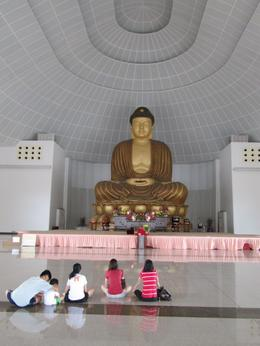 Giant Buddha at Bright Hill Temple - June 2010
