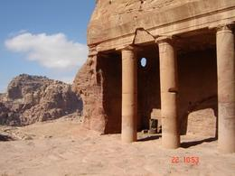Photo of Amman Private Tour: Petra Day Trip from Amman Urn Tomb