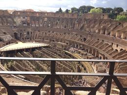Photo of Rome Skip the Line: Ancient Rome and Colosseum Half-Day Walking Tour 3rd Tier of Colosseum
