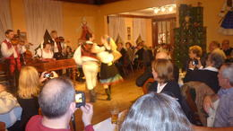 Photo of Prague Prague Folklore Party Dinner and Entertainment a typical dance routine