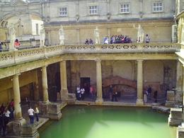 From the entrance to the baths, in Bath., Brenton K - May 2010