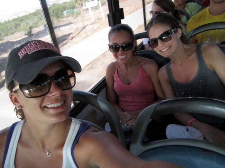 Bus Ride - Los Cabos
