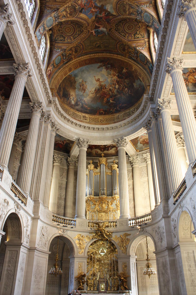 Chapel - Paris