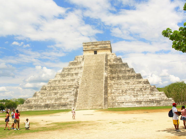 Chichen Itza 1 - Cancun