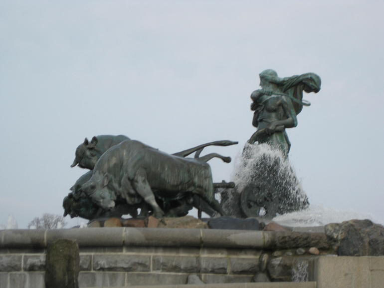 Gefion Fountain - Copenhagen