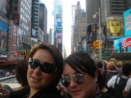 Photo of New York City New York City Hop-on Hop-off Tour Gomez Sisters in the New York City Hop-on Hop-off Tour.