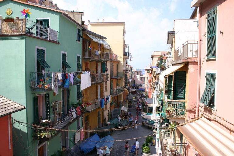 Hanging out to dry - Florence