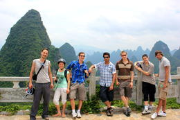 Photo of Hong Kong 6-Day Best of Southern China Private Tour: Hong Kong, Guangzhou, Guilin and Yangshuo Including Pearl River Karst Peaks