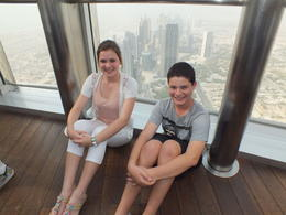 Photo of Dubai Burj Khalifa 'At the Top' Entrance Ticket Kids  and quot;At the Top and quot;