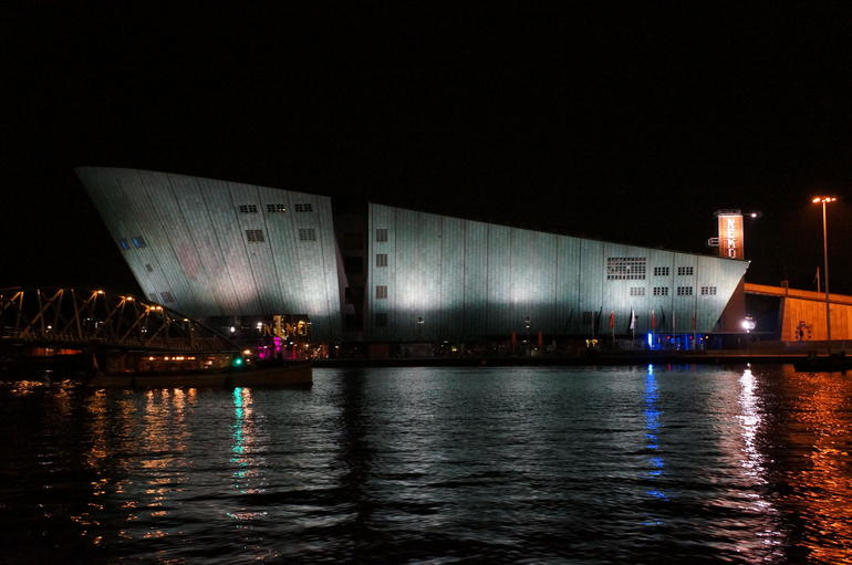 NEMO Science Centre - Amsterdam