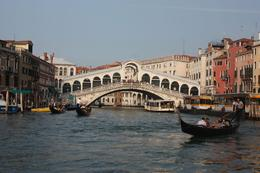 Rialto is an area of the San Polo sestiere of Venice, Italy, known for its markets and for the Rialto Bridge., Jan G - October 2009