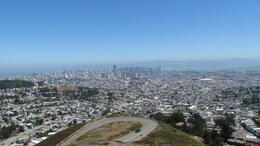 View of San Francisco City , owenlynch - September 2013