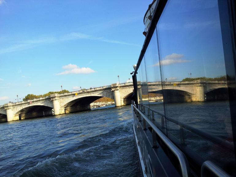 Seine Cruise - Paris