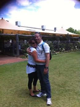 Sandleford winery, Mathew.D K - November 2010