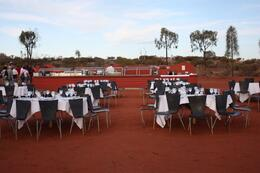 Photo of Ayers Rock Sounds of Silence Restaurant Sounds of Silence Dinner