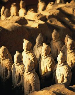 Photo of Xian Small-Group Tour: Terracotta Warriors, Dumpling Banquet and Tang Dynasty Show in Xi'an Terracotta Warriors