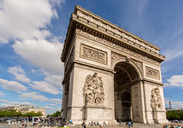 Photo of Paris Paris Pass The Arc of Triumph