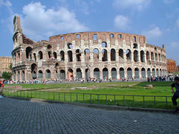 Photo of Rome Skip the Line: Ancient Rome and Colosseum Half-Day Walking Tour The Colosseum