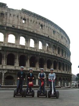 The Colosseum., Jennifer T - March 2009