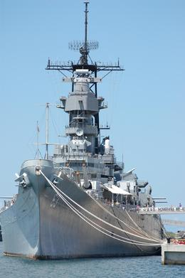 Photo of Oahu USS Missouri, Arizona Memorial, Pearl Harbor and Punchbowl Day Tour USS Arizona